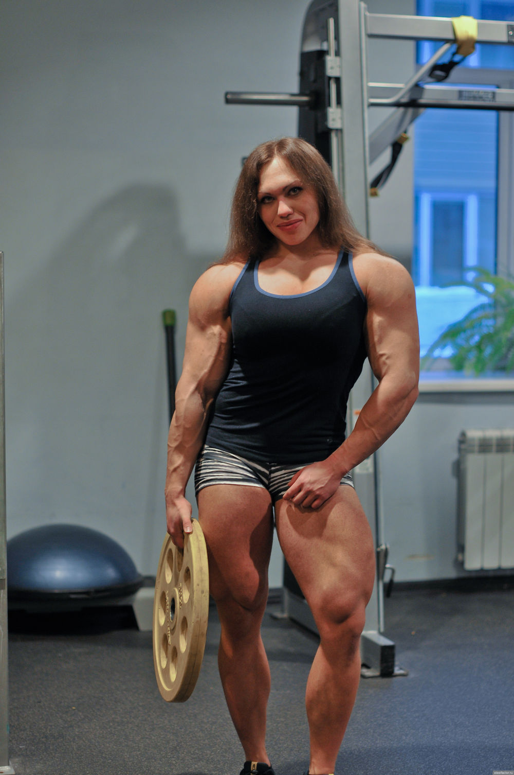 10 Most Extreme Female Bodybuilders - Facts Verse